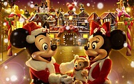 Hong Kong Disneyland Christmas Fantasy